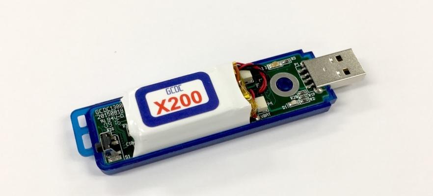 x200 Impact Monitor