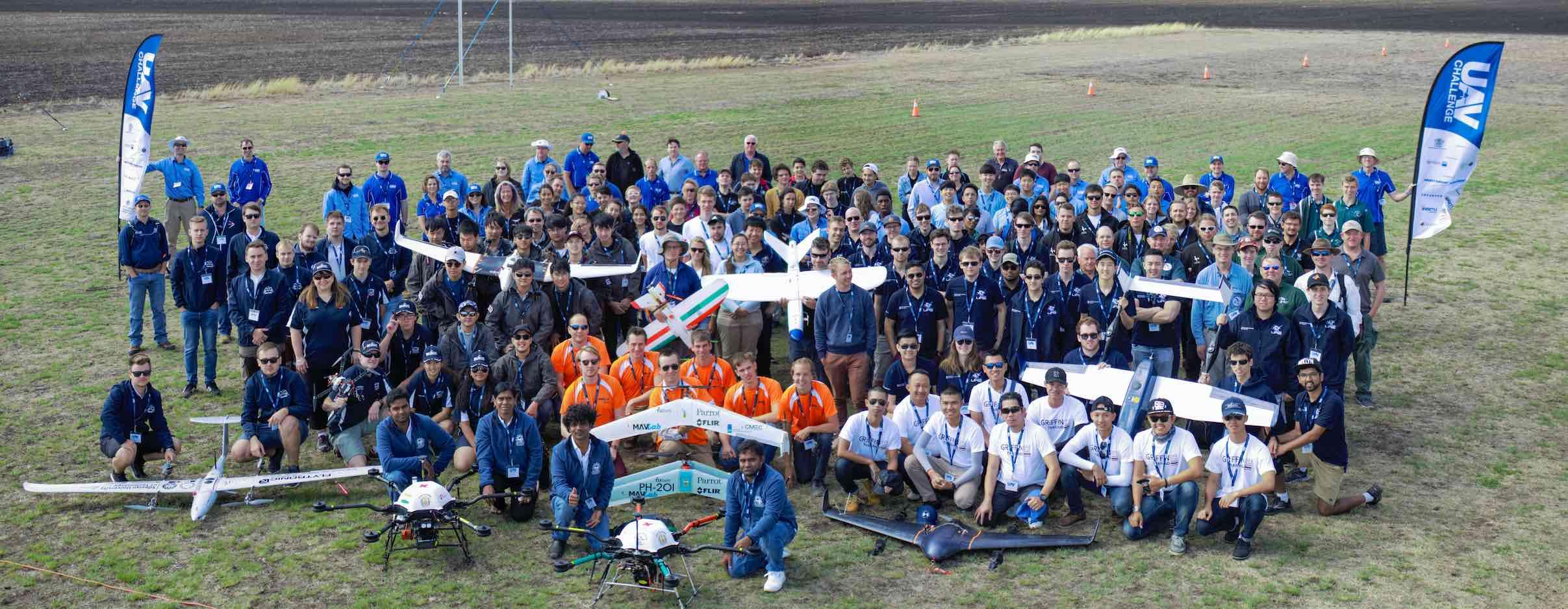 About – UAV Challenge