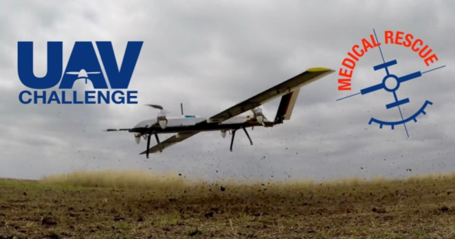 UAV Challenge – Flying robot competitions