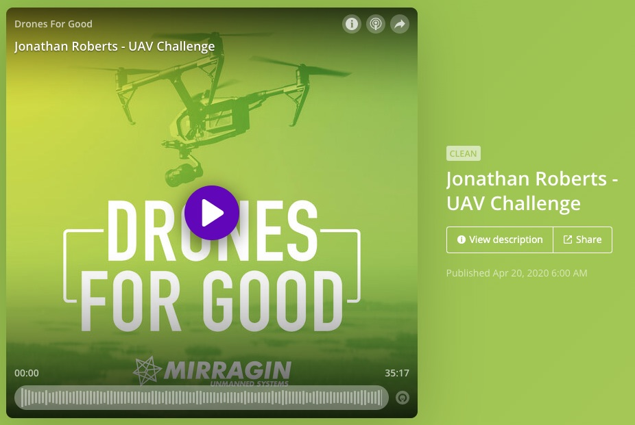 DronesForGood-Podcast-UAVChallenge